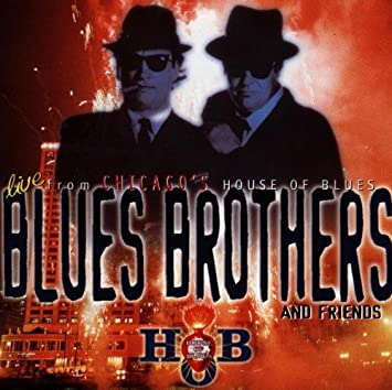 Blues Brothers Live From The House Of Blues Amazon Com Music