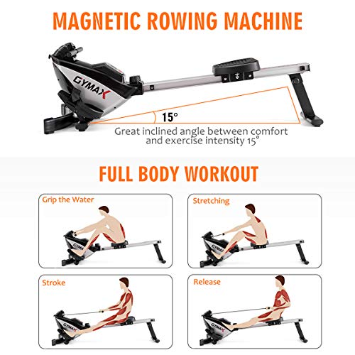 Buy magnetic rowing machine