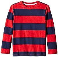 Scout + Ro Boys' Long Sleeve Yarn Dye St...