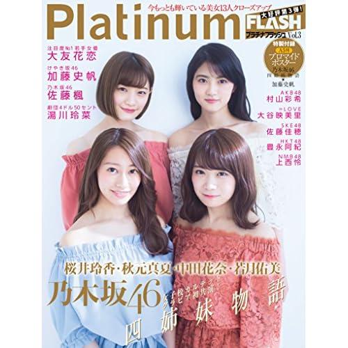 Platinum FLASH Vol.3 表紙画像