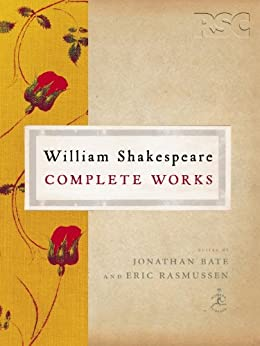 William Shakespeare Complete Works (Modern Library) by [Shakespeare, William]