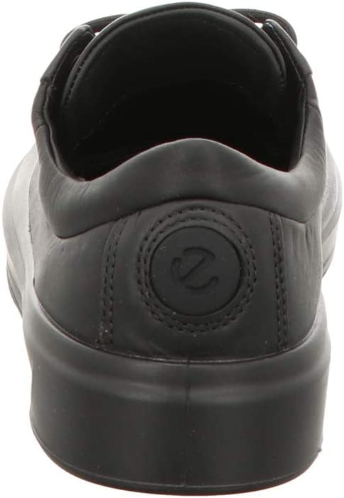 ECCO Flexure T-cap W voor dames Lage Top Sneakers Black Black 1001