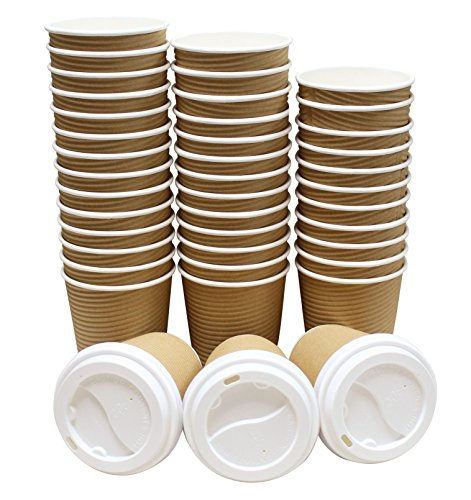 paper insulated coffee cup - 8