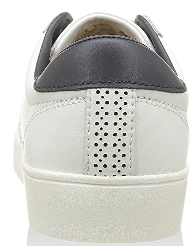 Blanco Unisex Spencer Adulto Fred Perry Fp qavwXx1P