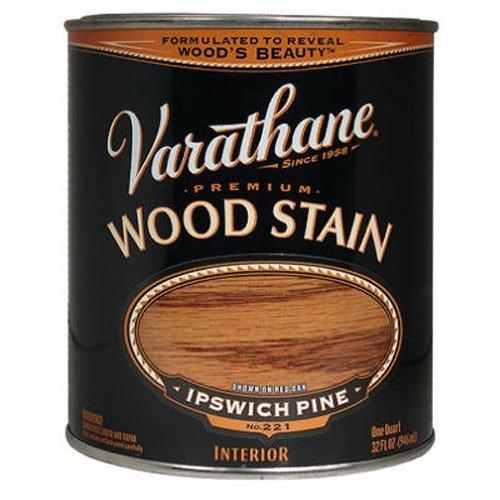 Varathane 211714H Premium Wood Stain, Quart, Ipswich Pine