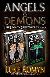 Angels & Demons 1: Corpus Christi and Sins of the Father (The Legacy Chronicles)