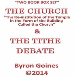 The Church & the Tithe Debate