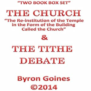 The Church & the Tithe Debate Audiobook