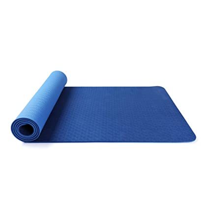 WJIFU Esterilla para Yoga/Pilates/Gimnasia De Material TPE ...