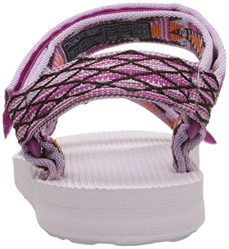 W Damen Mocha Outdoor Sport Universal Violett amp; Teva Original Sandalen UBqwwp