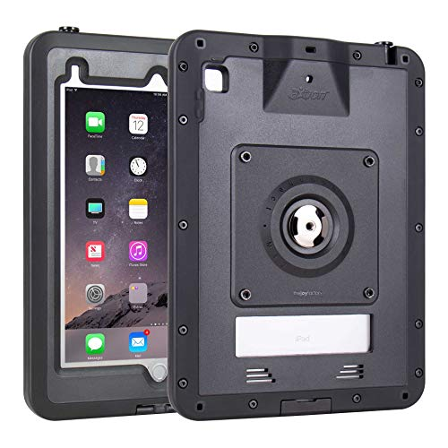 The Joy Factory aXtion Pro M Waterproof Rugged Shockproof Case for iPad 9.7 5th/6th Gen, Built-In Screen Protector (CWA609) by The Joy Factory (Image #7)