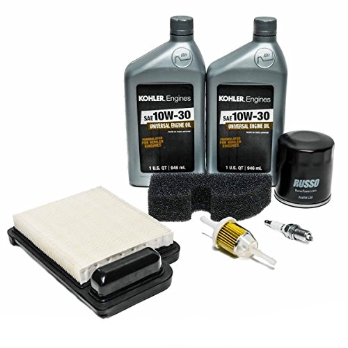 Engine Maintenance Tune Up Kit for Kohler SV470-SV620 Engines 20 883 06-S1, 20 883 02-S1, 25 357 06-S, 52 050 02, 52 050 02-S, 5 050 03-S