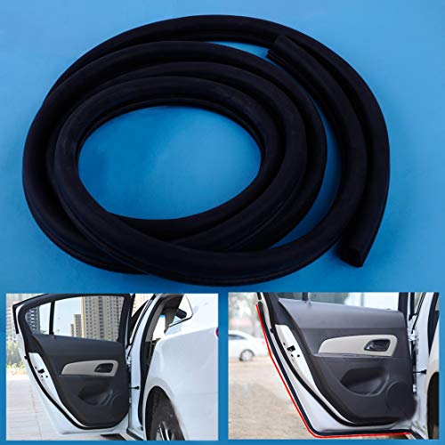 (SalaBox-Accessories - Car RV Boat Truck Camper EPDM Lock Rubber Seal Car Door Edge Protector Strip Pillar)