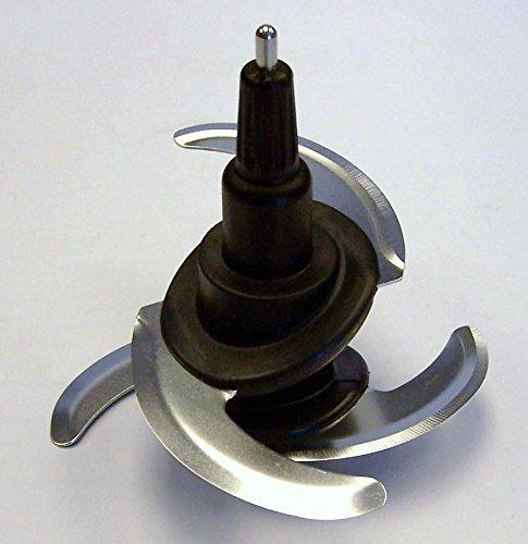 NEW Ninja 64oz (8 Cup) Food Processor Bowl + Blade for BL770 BL771 BL772 BL780 by Shark Ninja (Image #4)