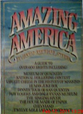 Amazing America by Random House Inc