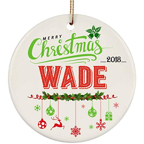 Decorations Ornament - Personalized Baby Name Christmas for sale  Delivered anywhere in USA