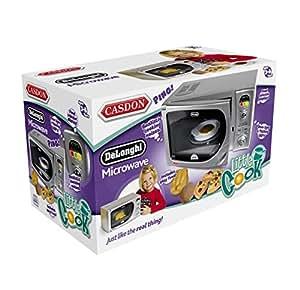 Cadson Delonghi - Microondas de juguete [importado de Reino Unido]