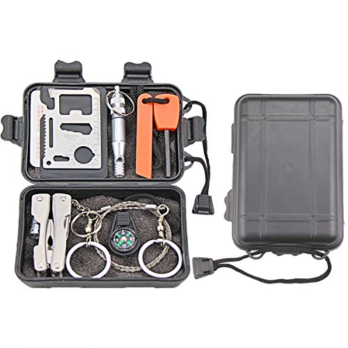 Survival-Kit-EMDMAK-Outdoor-Emergency-Gear-Kit-for-Camping-Hiking-Travelling-or-Adventures-Black