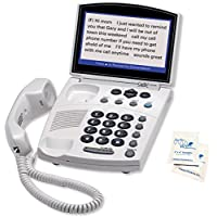FREE Audio Wipes w/ Hamilton CapTel 840i Real-Time Closed Captioned Telephone