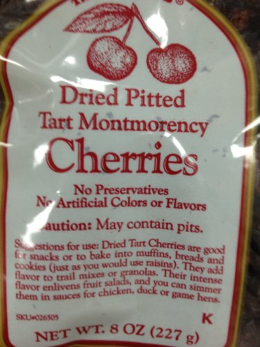 Trader Joes Pitted Montmorency Cherries