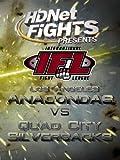The IFL: Los Angeles Anacondas vs. Quad City Silverbacks