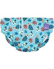 Bambino Mio Reusable Swim Diaper, Turtle Bay, Extra Large (2+ years)