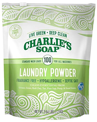 Product Image of the Charlie's Soap Powder