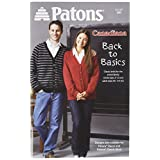 Spinrite PA-1001 Craft Supplies Bernat Patons Back to Basics Canadiana