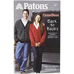 Bernat Patons Back To Basics Canadiana