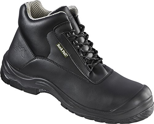 Rock Fall Rhodium RF250 Chemical Resistant Lorica Composite Toe Cap Safety Boots