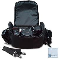 Large Digital Camera / Video Padded Carrying Bag / Case...