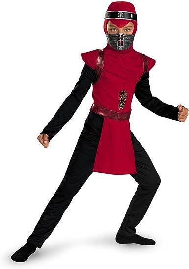 Red Viper Ninja Classic - Size: Child S(4-6 ... - Amazon.com