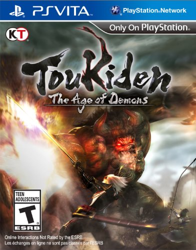 Toukiden: The Age of Demons PS Vita - 1