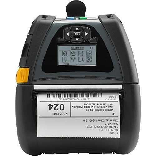Thermal Printer - Monochrome - Portable - Label Print (Zebra Label Printer Software)