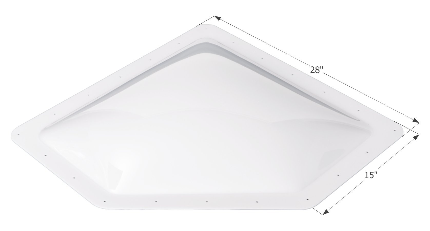ICON 01867 RV Skylight by ICON