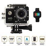 """Legazone® Action Camera Diving 30M 2"""" LCD 12MP 1080P Full HD 170°Wide Angle Lens Waterproof Camera Underwater Sport FPV Bike Camera Sport DV Mini DV with Remote Control Legazone"""