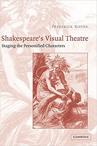 Descarga de audiolibros en líneaShakespeare's Visual Theatre: Staging the Personified Characters (Spanish Edition) PDF by Frederick Kiefer