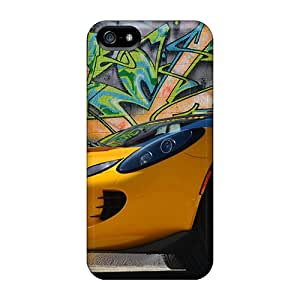High-quality Durable Protection Case For Iphone 5/5s(lotus Graffiti)