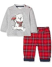 Chicco Completo T-Shirt con Pantaloni Lunghi Conjunto de Ropa para Bebés