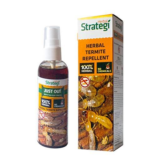 Herbal Strategi Termite Repellent Spray-100 ml (1) (B07KSCFZFG) Amazon Price History, Amazon Price Tracker