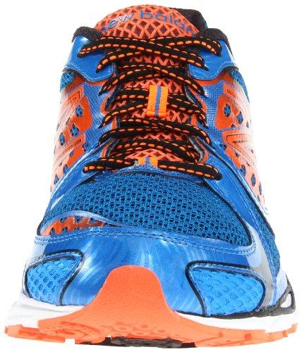 New Balance M1080 D - Zapatillas de running para hombre Orange (OB3 ORANGE/BLUE 17) (Orange (OB3 ORANGE/BLUE 17))