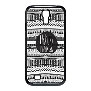 High quality Hakuna Matata-Lion King quotes series protective case cover For SamSung Galaxy S4 Case HQV479692815