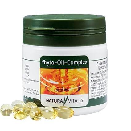 Phyto de Oil de Complex – 120 Cápsulas de Natura Vitalis®