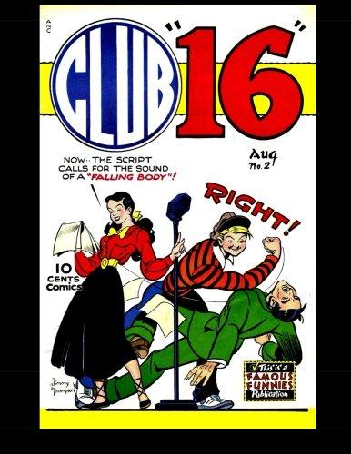 Download Club 16 Comics #2: A Famous Funnies Publication pdf epub