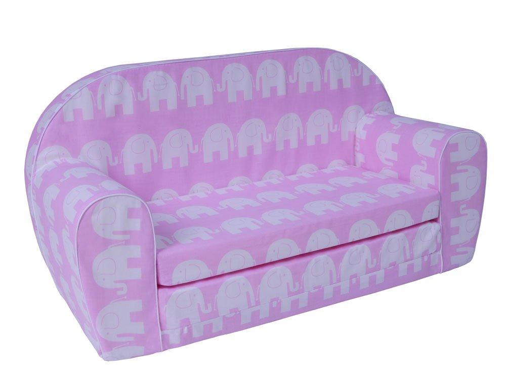 MuseHouse Divano Lettino per bambini Seggiolone per divani Funzione letto Mobili (S105)