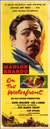 On the Waterfront 14 x 36 Movie Poster - Insert Style A