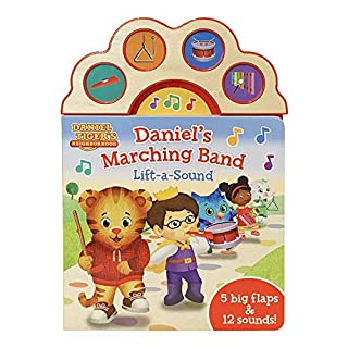 Daniel's Marching Band (Daniel Tiger's Neighborhood) (Daniel Tiger's Neighborhood Lift-A-Sound Board Book)