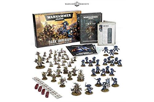 Games Workshop Warhammer 40,000: Dark Imperium Boxed ()