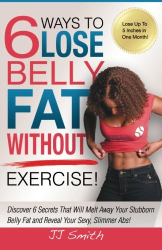how to lose belly fat and love handles without exercise