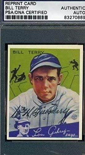 Signed Vintage Autograph Card - 9
